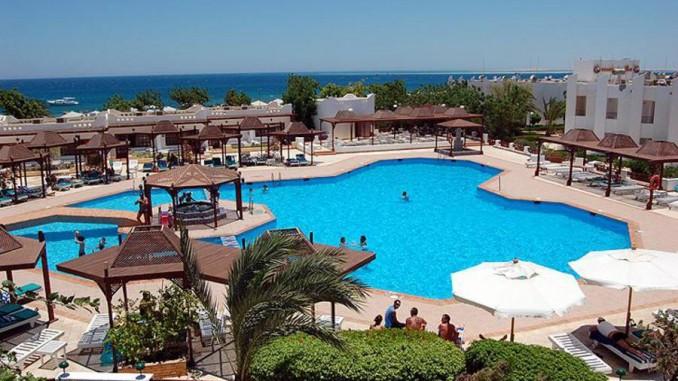Отель Менавиль Сафага Египет