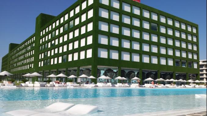 Отель Адам и Ева Турция