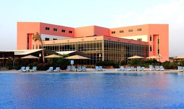 Отель Гармония Макади Бей Хургада