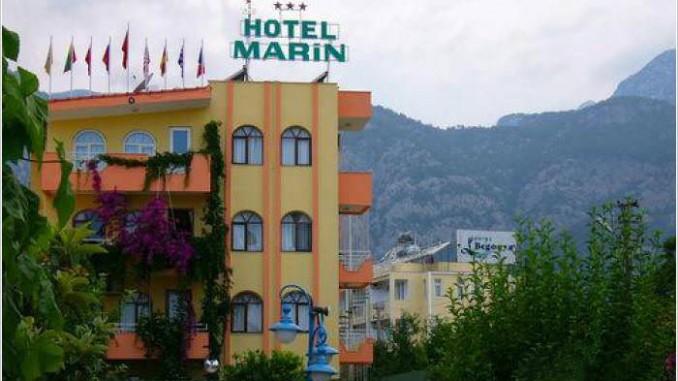 Отель Марин Кемер