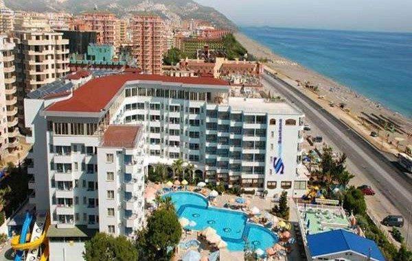 Турция отель Гранд Сантана