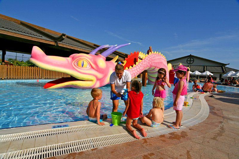 аквапарк отеля Лимак Лара Де Люкс 5