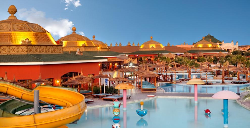 аквапарк в Jungle Aqua Park 4