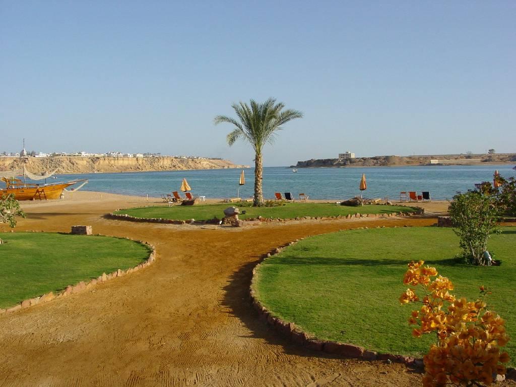 Апрель считается идеальным месяцем для отдыха в Египте