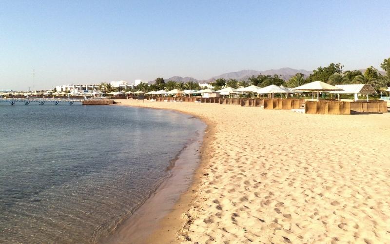 Египет Сафага отель Менавиль пляж