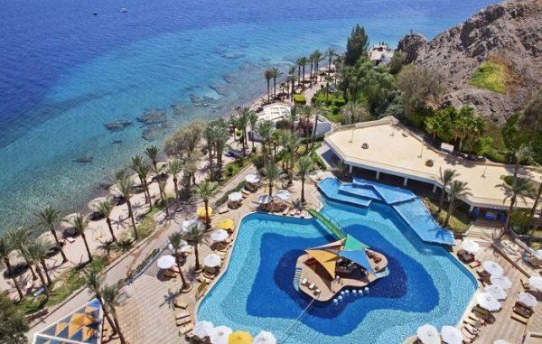 Египет Таба отель Хилтон