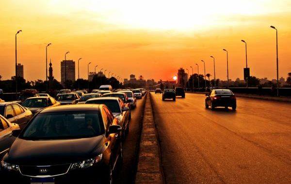 Городской транспорт в Египте