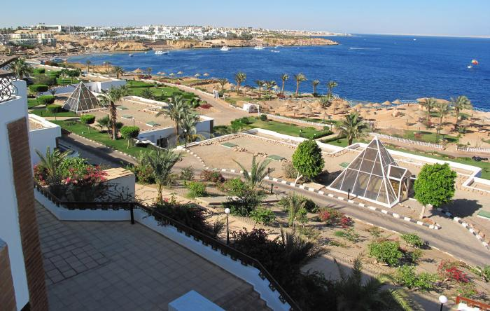 Гостиница Дессоле Пирамиса Шарм эль Шейх