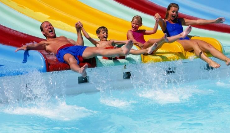 игровые комплексы и конструкции на воде для взрослых и маленьких подарят ощущение настоящего экстрима