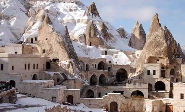 Каппадокия – прекрасная и необыкновенная