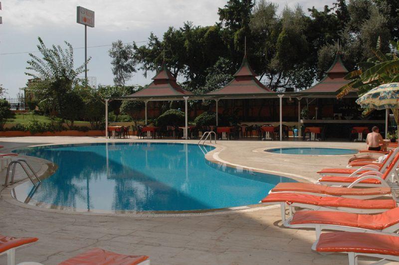 Клаб Сан Хевен Турция бассейн
