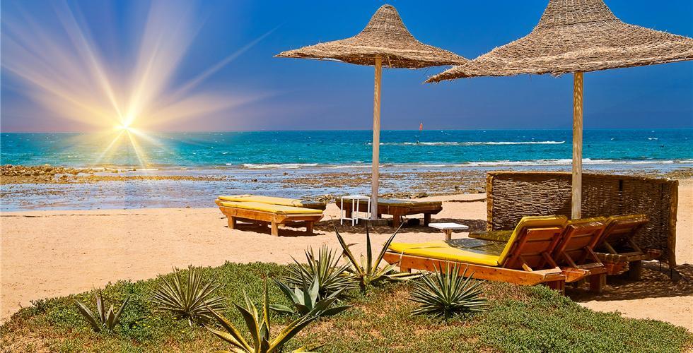 Курорт Шарм-эль-Шейх более благоприятен для отдыха