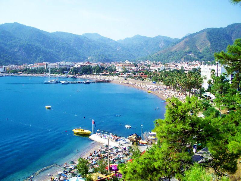 Мармарис – курорт Турции