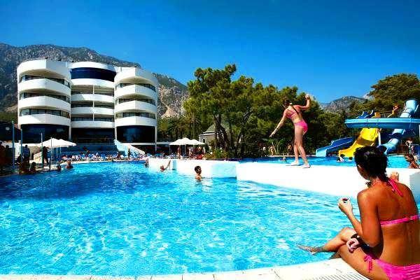 Молодежные отели Турции с дискотекой