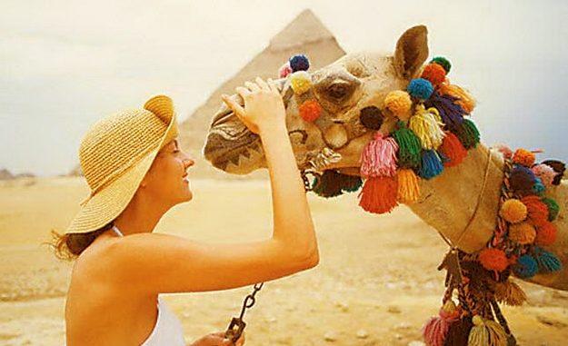 Молодежный отдых в стране Пирамид