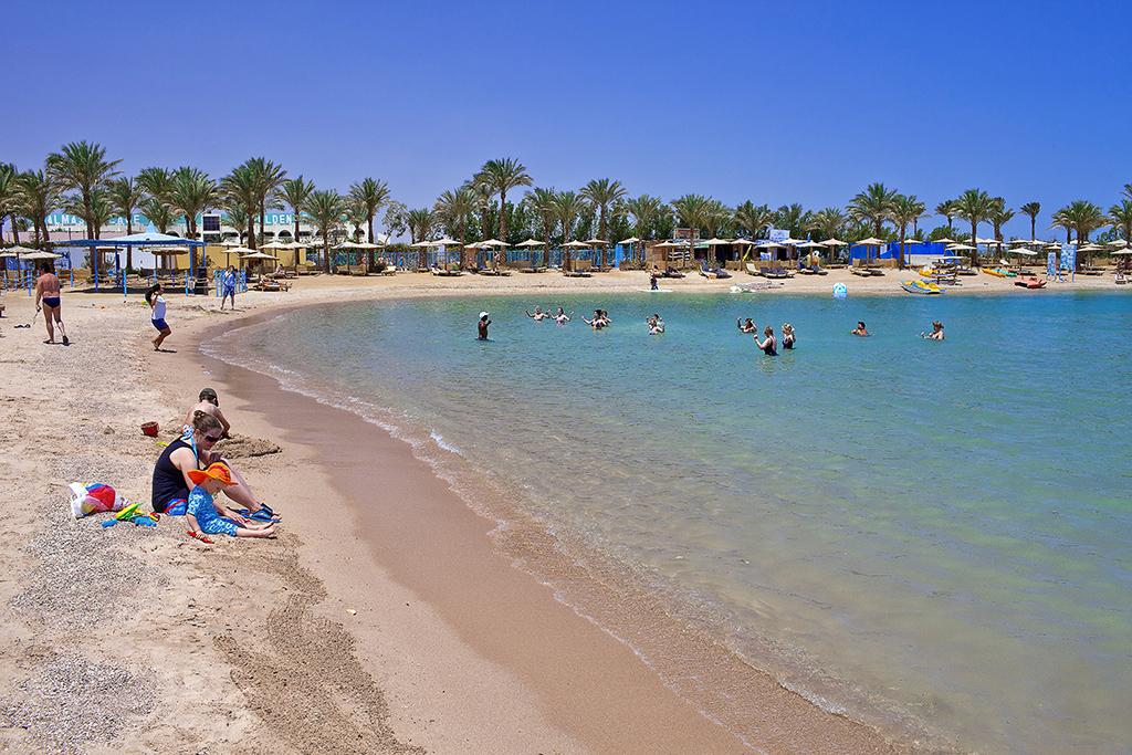невероятно красивые пляжи Красного моря