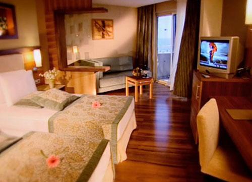 Номера в отеле Лонг Бич Турция