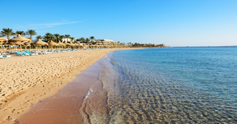 Отель Амвей Шарм Эль Шейх пляж