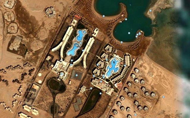 Отель Азур Резорт в Хургаде