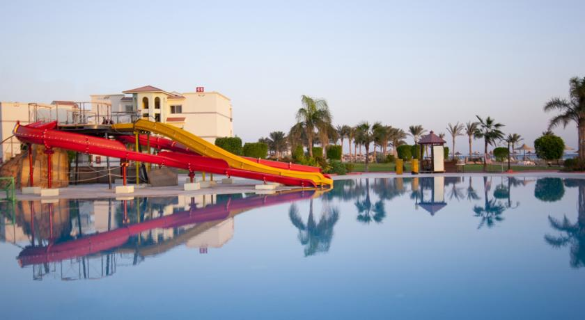 Отель Гармония Макади Бей Хургада аквапарк