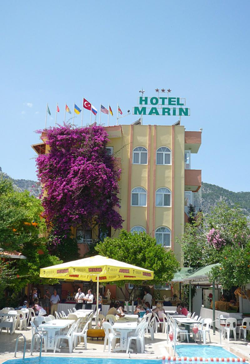 отель Марин Кемер Турция
