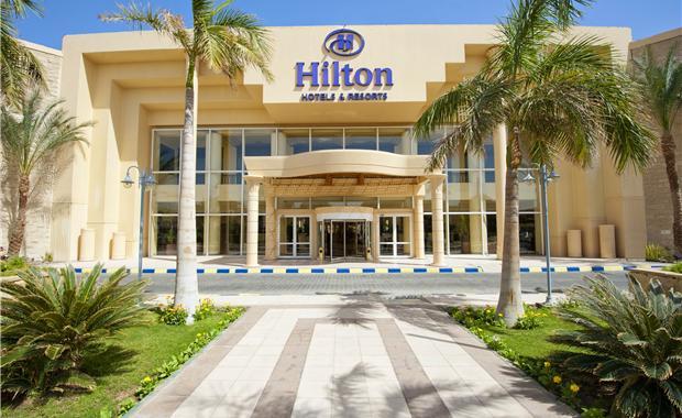 Отель Хилтон Хургада Резорт 5