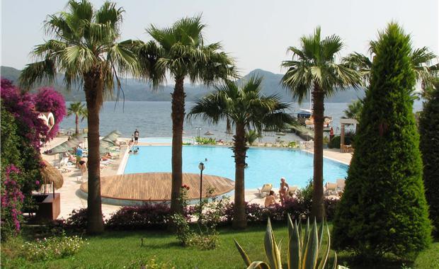 отель является одним из лучших мест для отдыха в Мармарисе