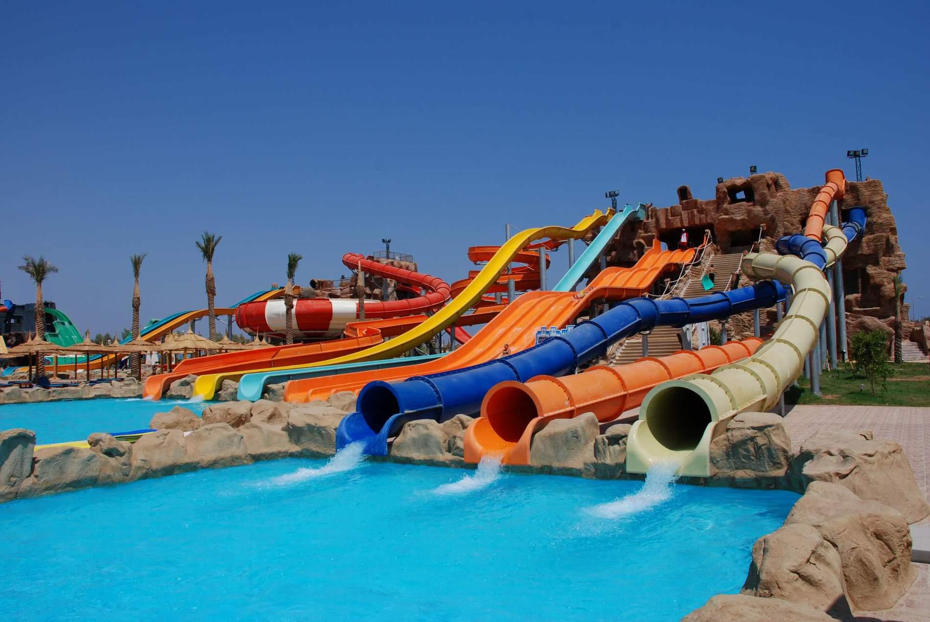 отели Египта предусматривают зимний отдых и располагают собственным аквапарком