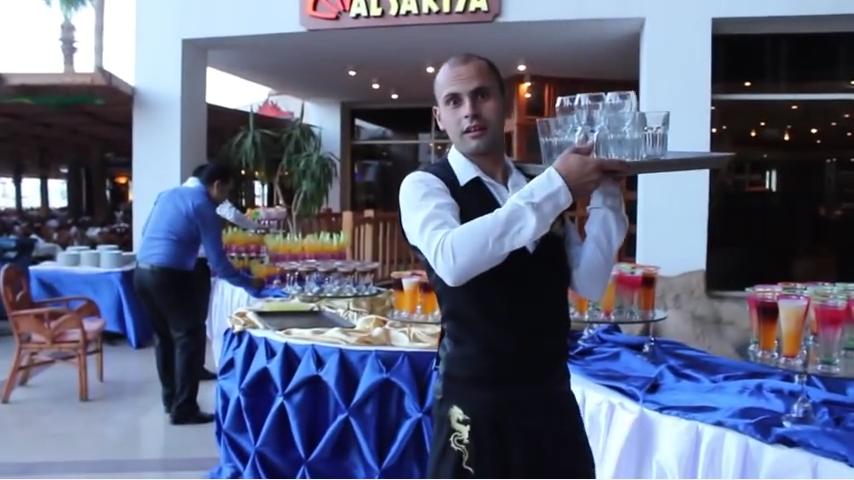 персонал отеля Дессоле Пирамиса Шарм эль Шейх