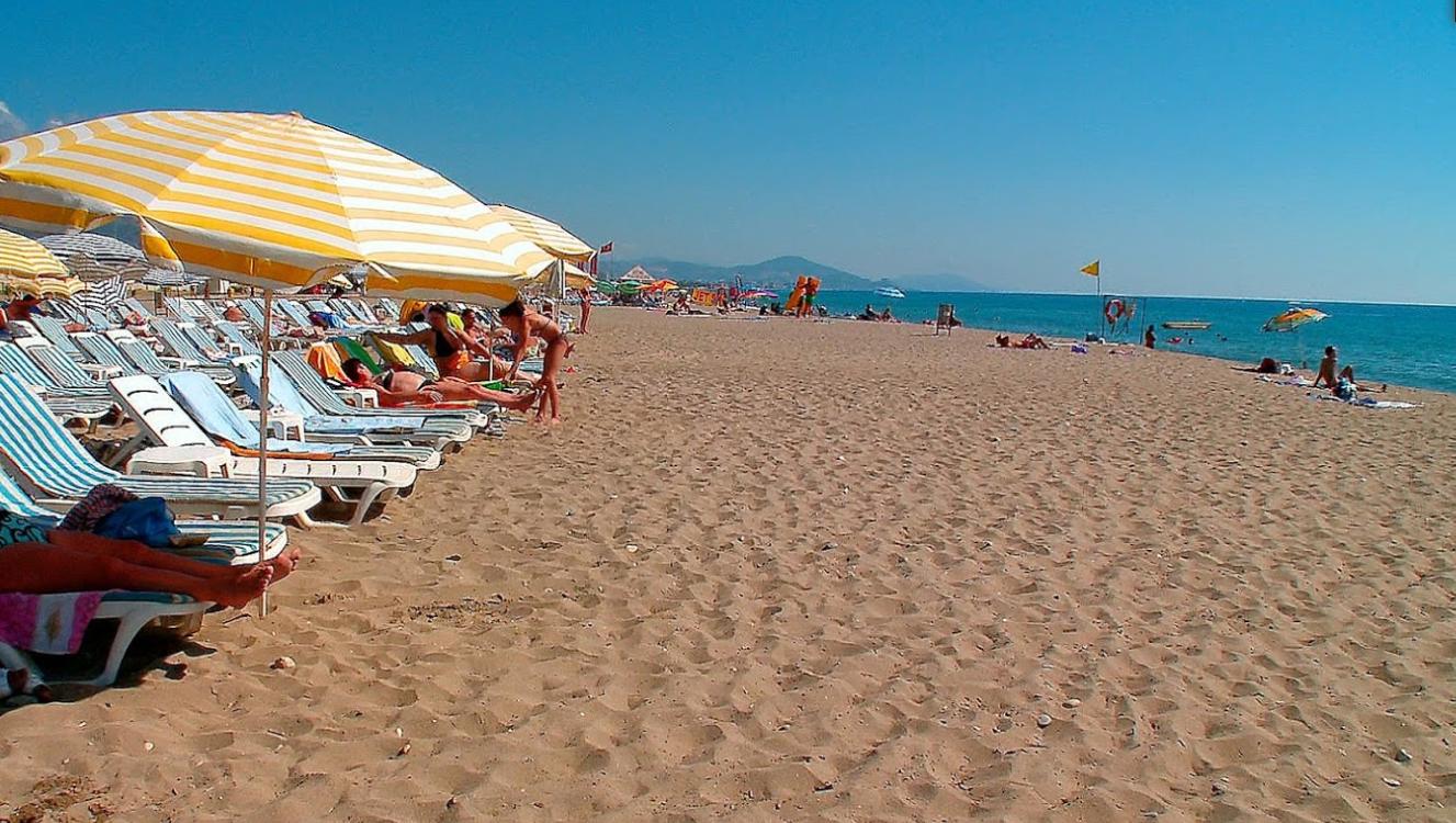 пляжные удобства отель Ананас