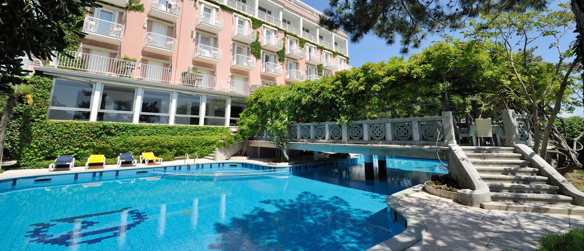 сад в отеле Марин Кемер Турция