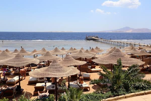 Шарм-эль-Шейх отель Рехана Шарм Резорт Египет