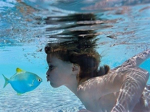 Специалисты по дайвингу охотно обучают новичков погружению под воду