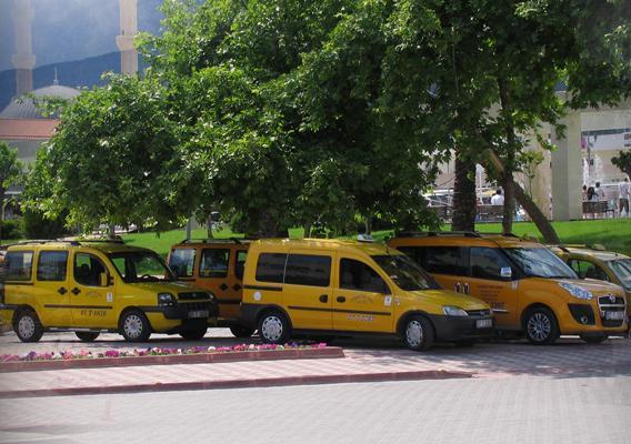 Транспорт в Кемере