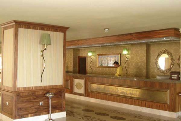 Турция отель Гранд Сантана Кемер