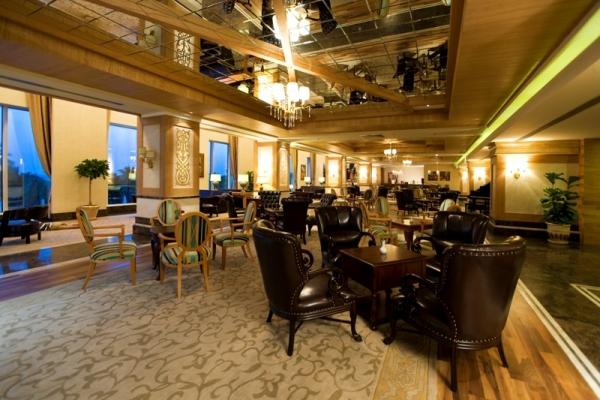 Отель Турция Сиде Камелия описание и фото