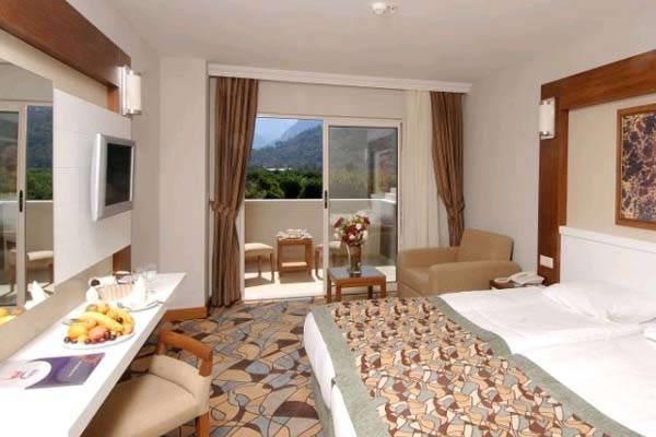 Отель Викинг Стар 5 Кемер в Турции описание
