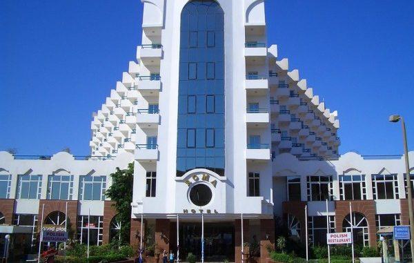 Хургада отель Рома 4
