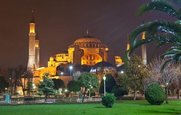 Чудесные уголки Турции