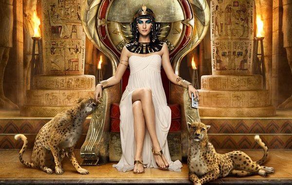 Египет. Персонажи.