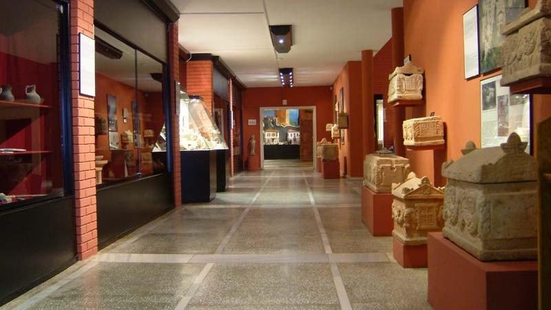 Археологический музей Алании