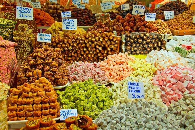 Что привезти из Египта сладости