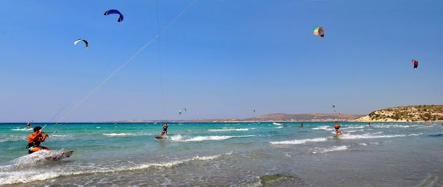 курорты Турции Эгейского побережья с песчаными пляжами