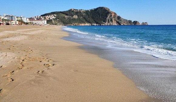 Песчаные пляжи Алании