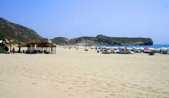 Песчаный пляж Фетхие
