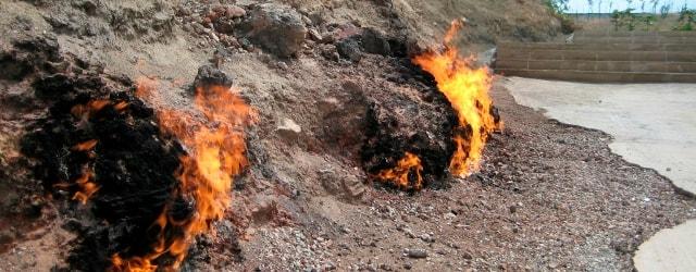 Ярнарташ - Огненная гора